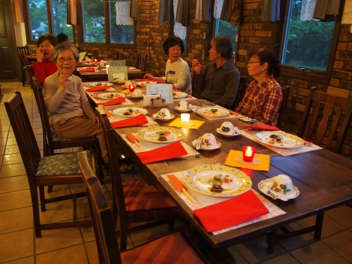 20180616・磐梯旅行記ビミョー01・ロビンソン夕食