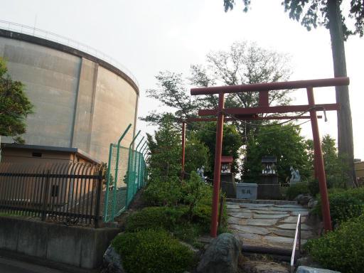 20180715・早朝狭山湖の空10・05:35