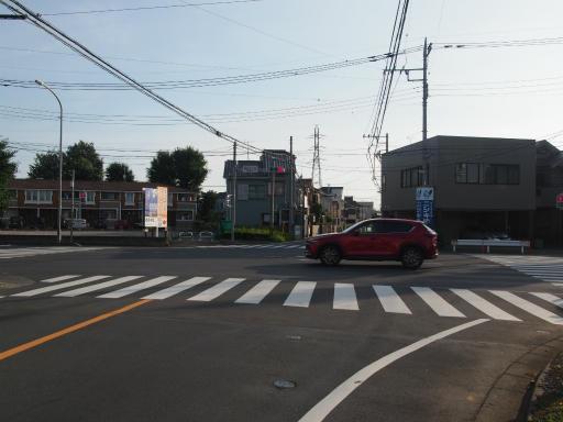 20180714・狭山ヶ丘散歩1-21・若狭3丁目交差点