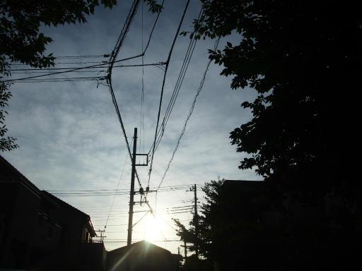 20180714・狭山ヶ丘散歩空01