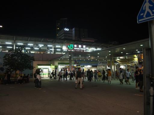 20180804・阿佐ヶ谷鉄12・中野駅