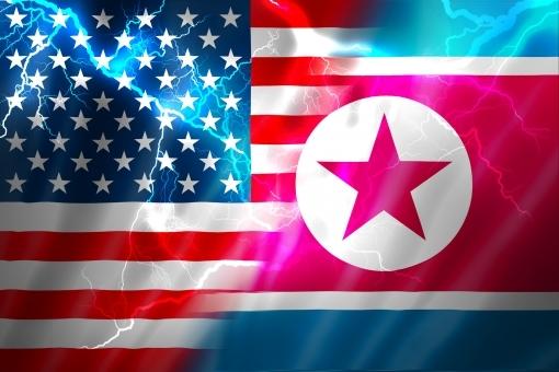 アメリカvs北朝鮮 3