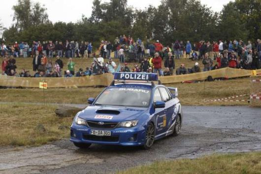 警察WRC縮小版