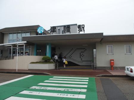津端駅 駅舎