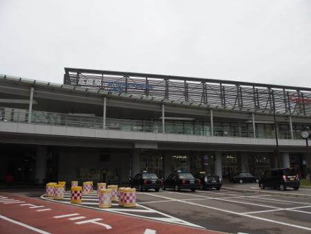 高岡駅 駅舎