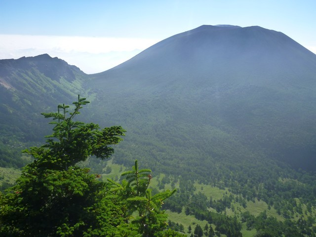 s5黒斑山山頂から1
