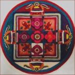 Bon Religion Mandala -2枠