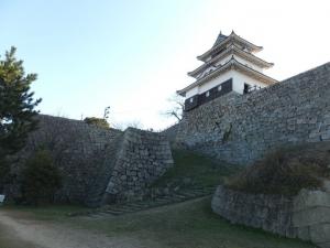 丸亀城/32二の丸搦手.jpg
