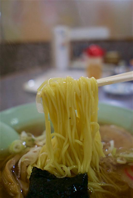 味一番@宇都宮市江野町 自家製麺