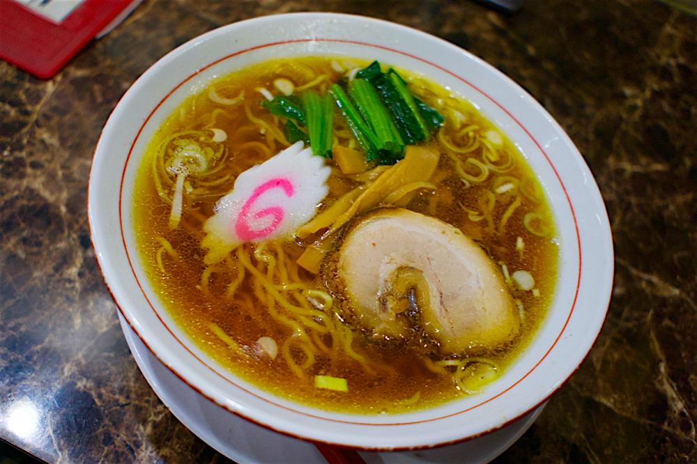 宇都宮餃子店におけるラーメンの存在理由とは めんめん ラーメン