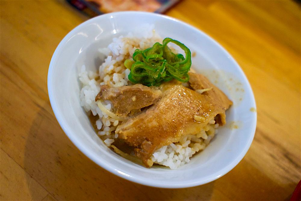 北海道味噌ラーメン 味噌のかんべ@真岡市田町 アンディー特製猫まんま