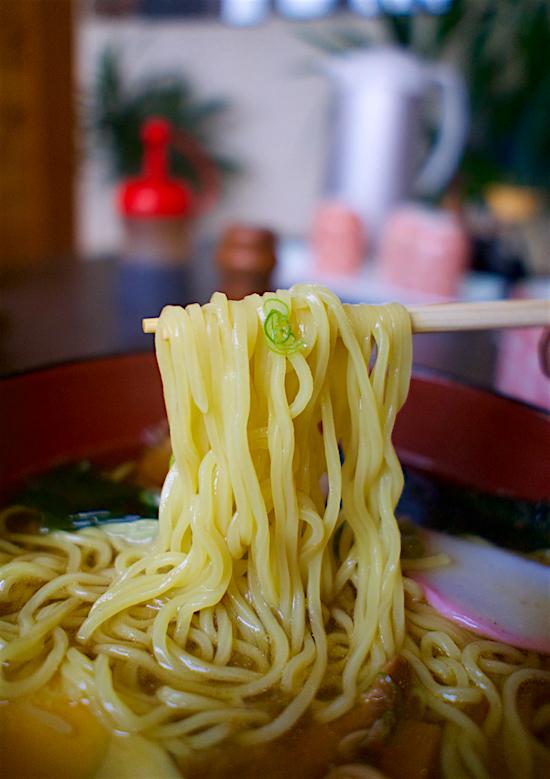 和食たかはし@塩谷町田所 麺