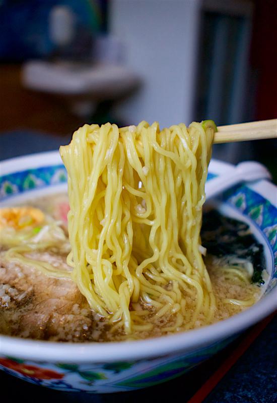 中華食楽 千門天@塩谷町船生 麺
