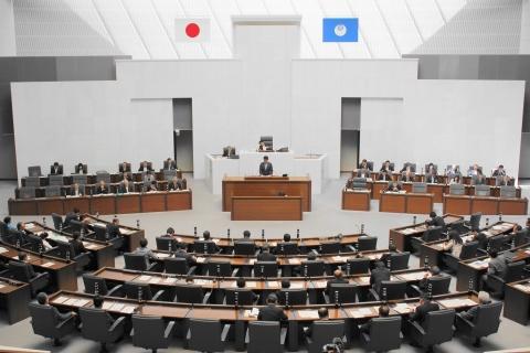 「第2回定例議会が閉会しました!」 (1)