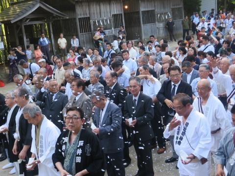 「茅の輪くぐり&八坂神社例大祭」⑥