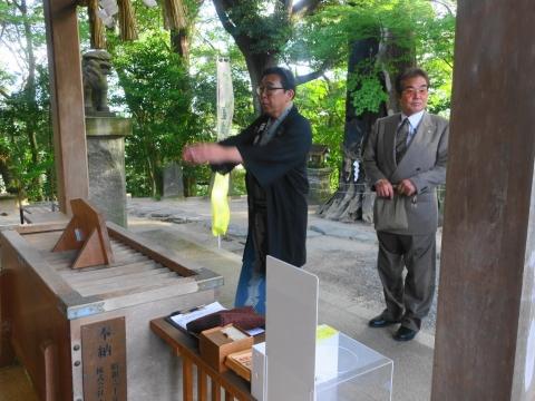 「茅の輪くぐり&八坂神社例大祭」⑧