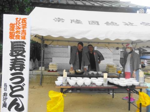 「茅の輪くぐり&八坂神社例大祭」⑪