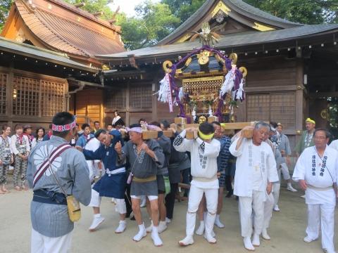 「茅の輪くぐり&八坂神社例大祭」⑬
