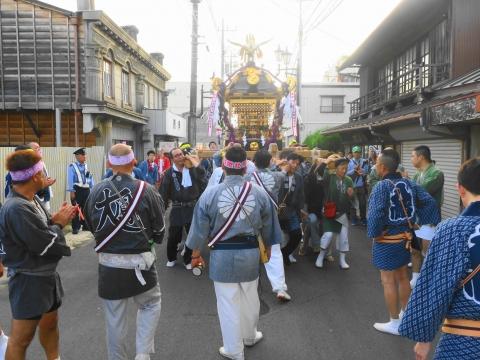 「茅の輪くぐり&八坂神社例大祭」⑰