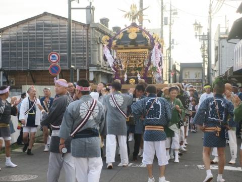 「茅の輪くぐり&八坂神社例大祭」⑱
