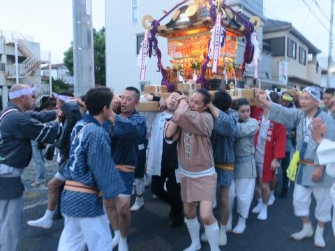「茅の輪くぐり&八坂神社例大祭」⑲