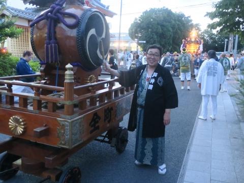 「茅の輪くぐり&八坂神社例大祭」⑳