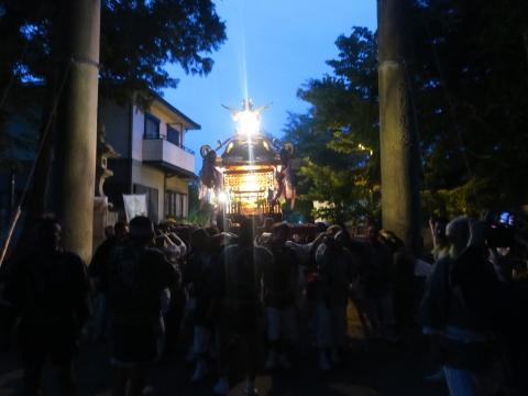 「茅の輪くぐり&八坂神社例大祭」㉒