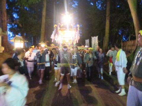 「茅の輪くぐり&八坂神社例大祭」㉓
