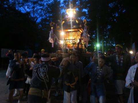 「茅の輪くぐり&八坂神社例大祭」㉔