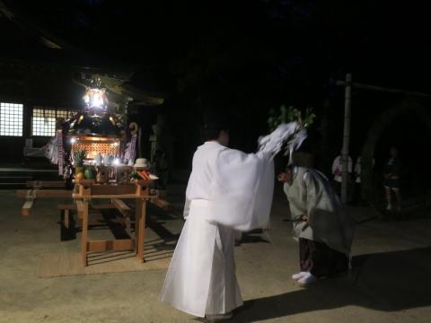 「茅の輪くぐり&八坂神社例大祭」㉖