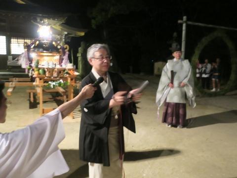 「茅の輪くぐり&八坂神社例大祭」㉗