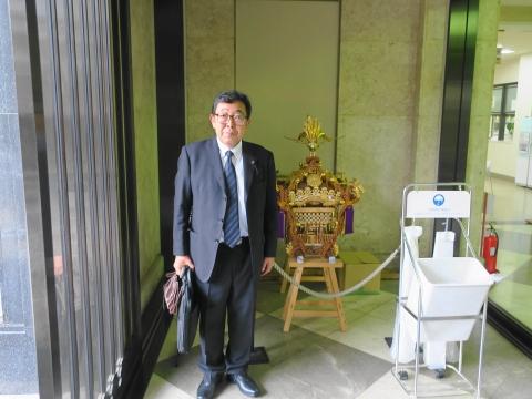 「石岡市遺族会靖国神社参拝」 (14)