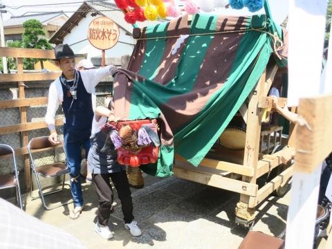 「片野八幡神社祗園祭」⑥