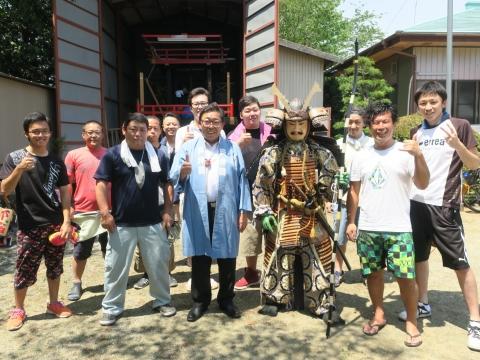 「片野八幡神社祗園祭」⑨