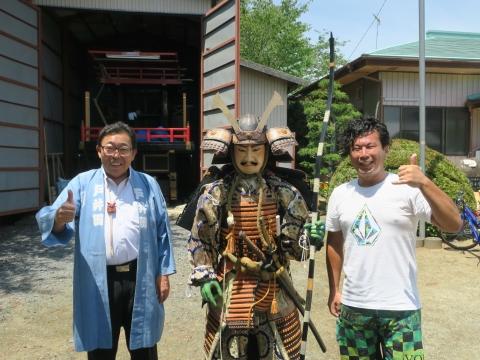 「片野八幡神社祗園祭」⑩
