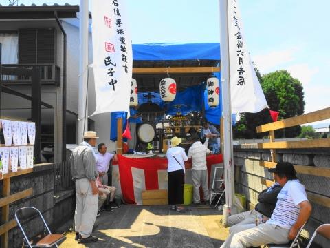 「片野八幡神社祗園祭」⑰