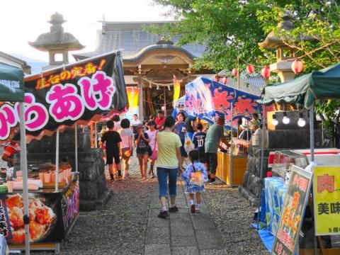 「小幡地区 白鳥神社祇園祭」⑦