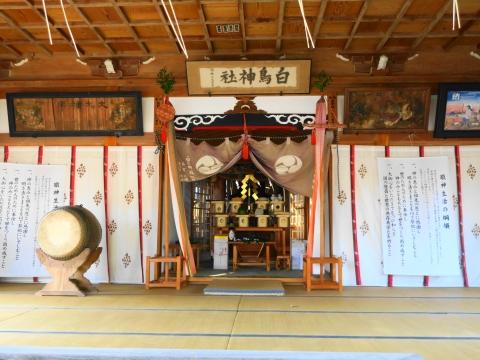 「小幡地区 白鳥神社祇園祭」⑨