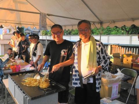 「小幡地区 白鳥神社祇園祭」⑬