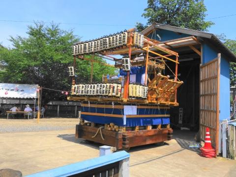 「小幡地区 白鳥神社祇園祭」⑮