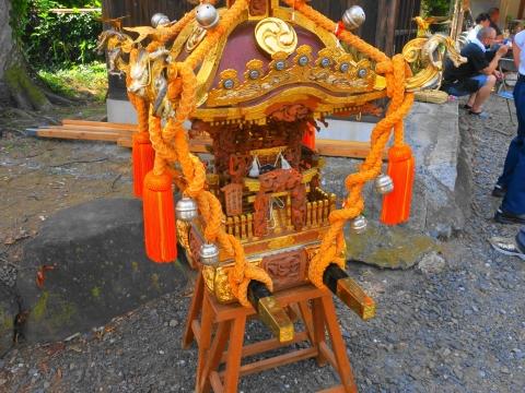 「小幡地区 白鳥神社祇園祭」⑯