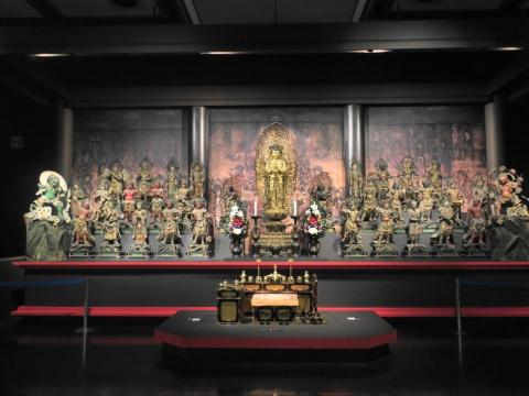 「アクシオン福岡九州国立博物館」⑨