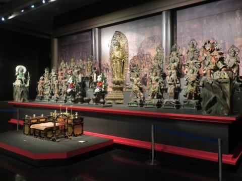 「アクシオン福岡九州国立博物館」⑪