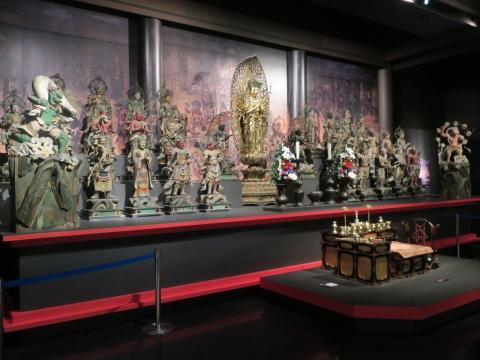 「アクシオン福岡九州国立博物館」⑫