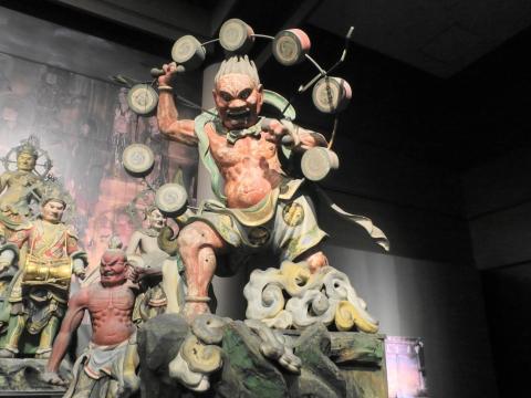 「アクシオン福岡九州国立博物館」⑭