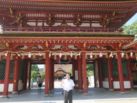 「アクシオン福岡九州国立博物館」⑯