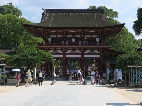 「アクシオン福岡九州国立博物館」㉑