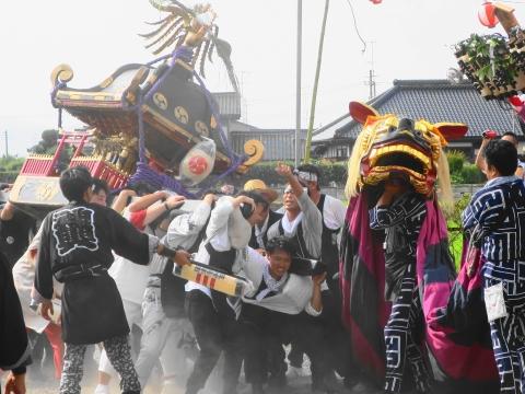 「三村須賀神社祇園祭7月21日」④