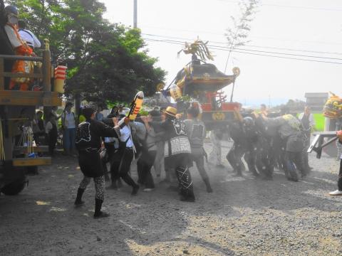 「三村須賀神社祇園祭7月21日」⑤