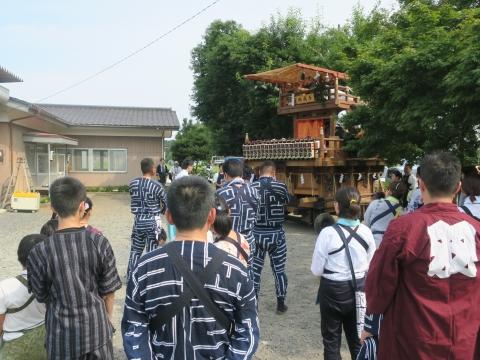 「三村須賀神社祇園祭7月21日」⑯